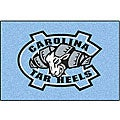 Fanmats NCAA University of North Carolina Starter Mat