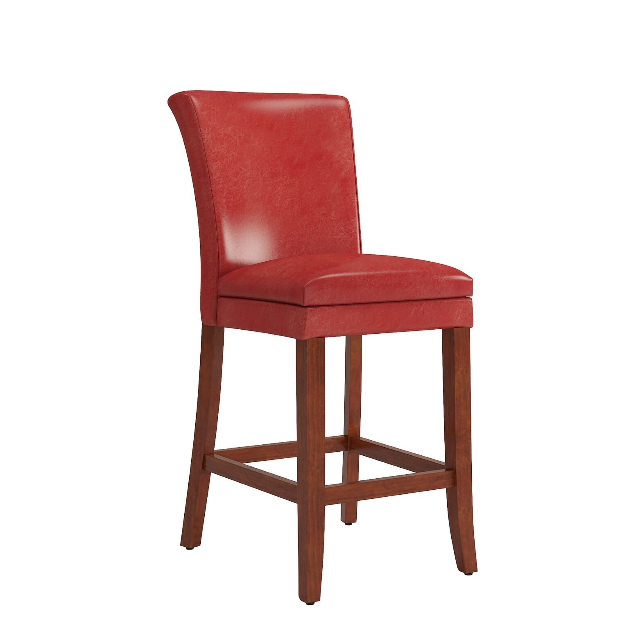 e5d6b4445e9 Shop Parson Classic Upholstered Counter Height High Back Chairs (Set of 2)  by iNSPIRE Q Bold - Free Shipping Today - Overstock - 3471658
