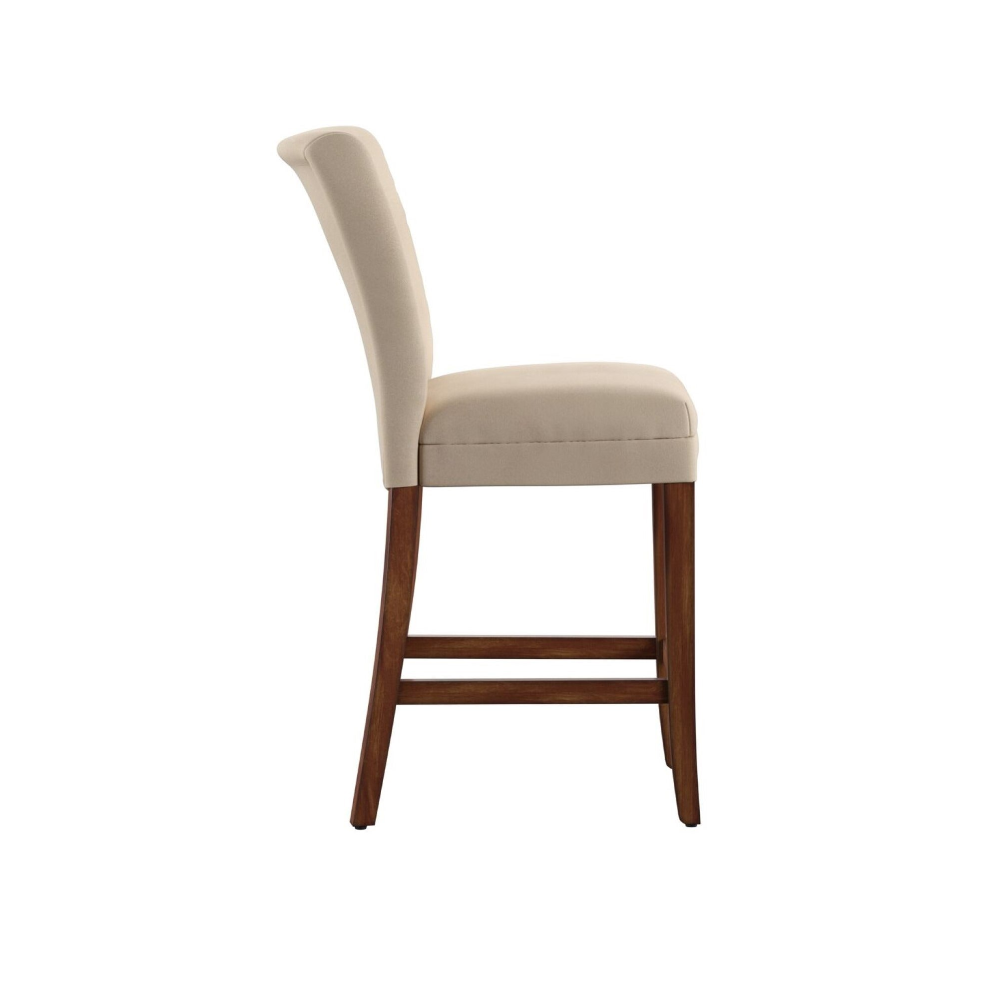 6bc2ee75b20 Shop Parson Classic Upholstered Counter Height High Back Chairs (Set of 2)  by iNSPIRE Q Bold - On Sale - Free Shipping Today - Overstock - 3471658