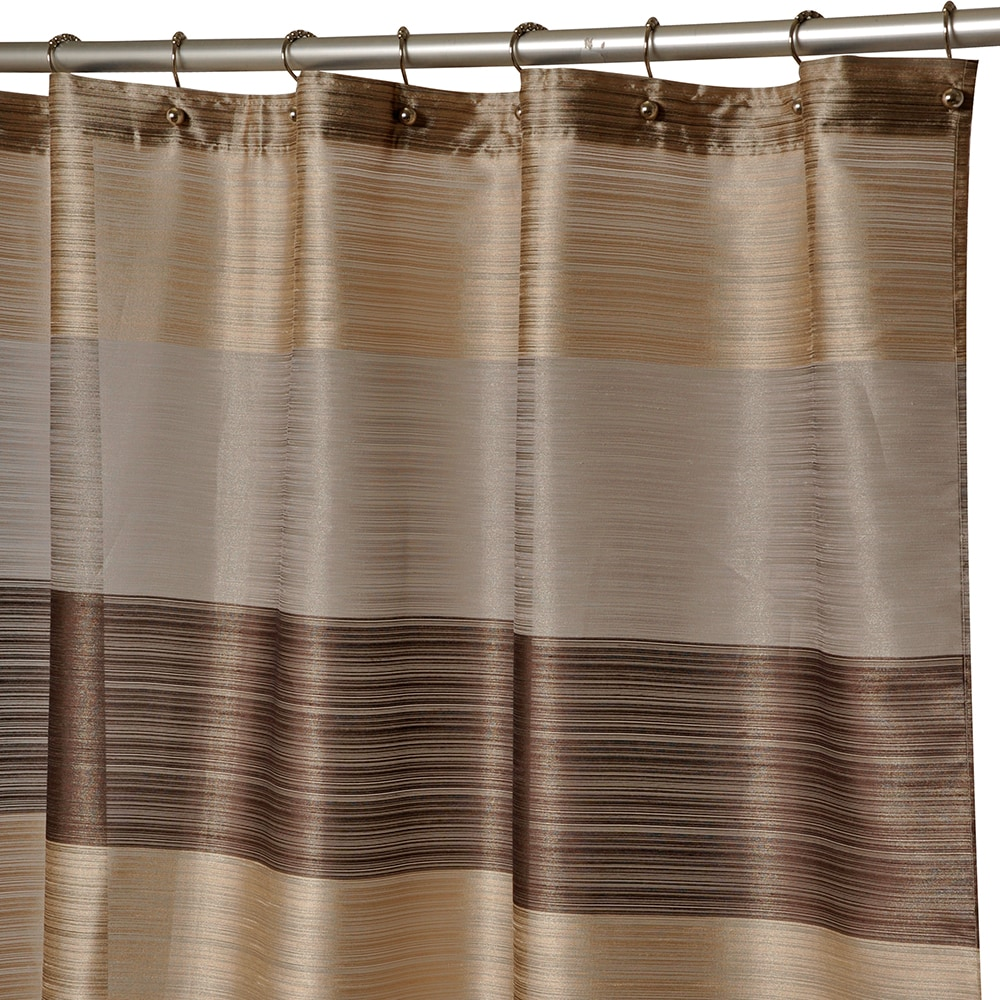 Shop Alys Bronze Shower Curtain