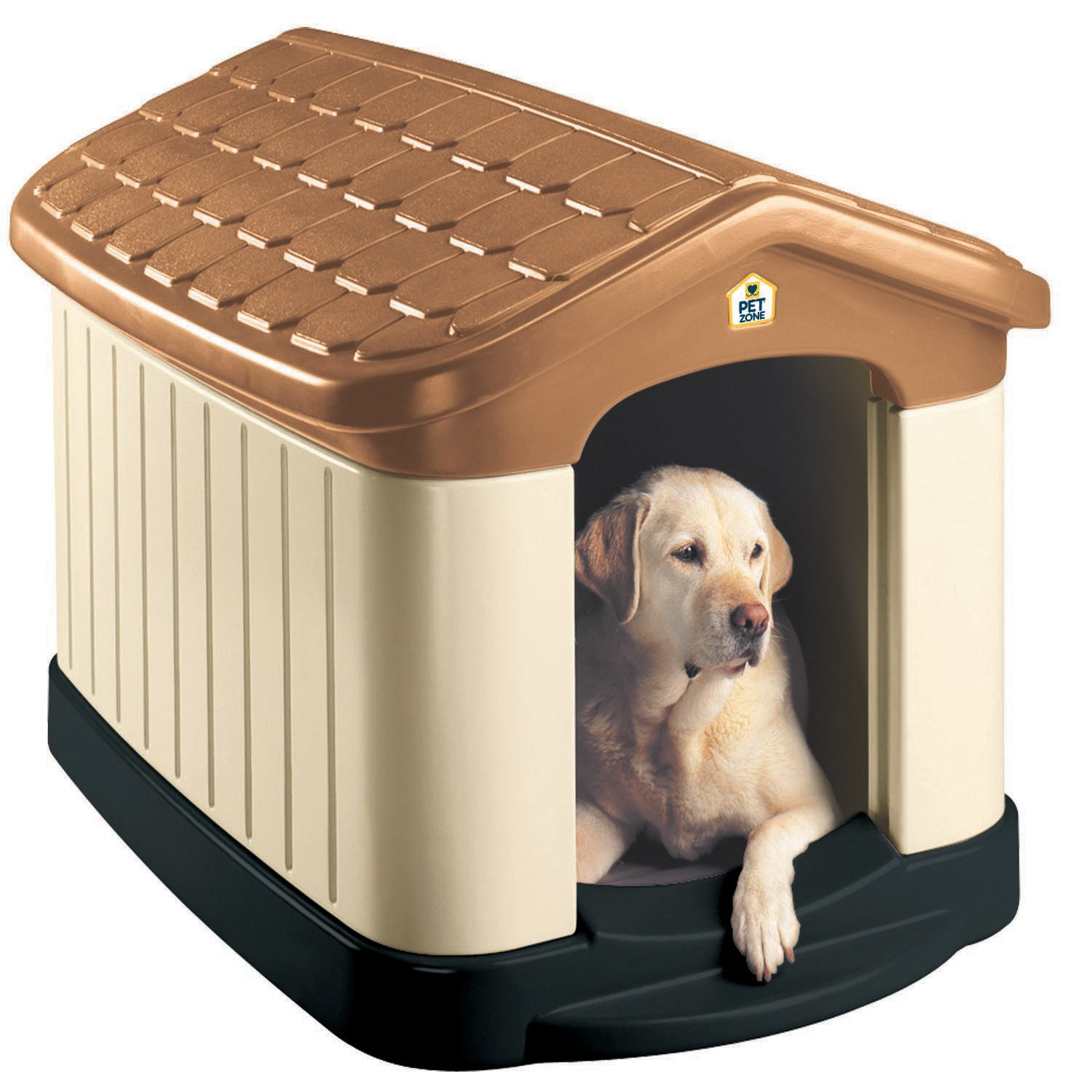 Shop Tuff N Rugged Large All Weather Double Insulated Dog House Free Shipping Today Overstock Com 3498965