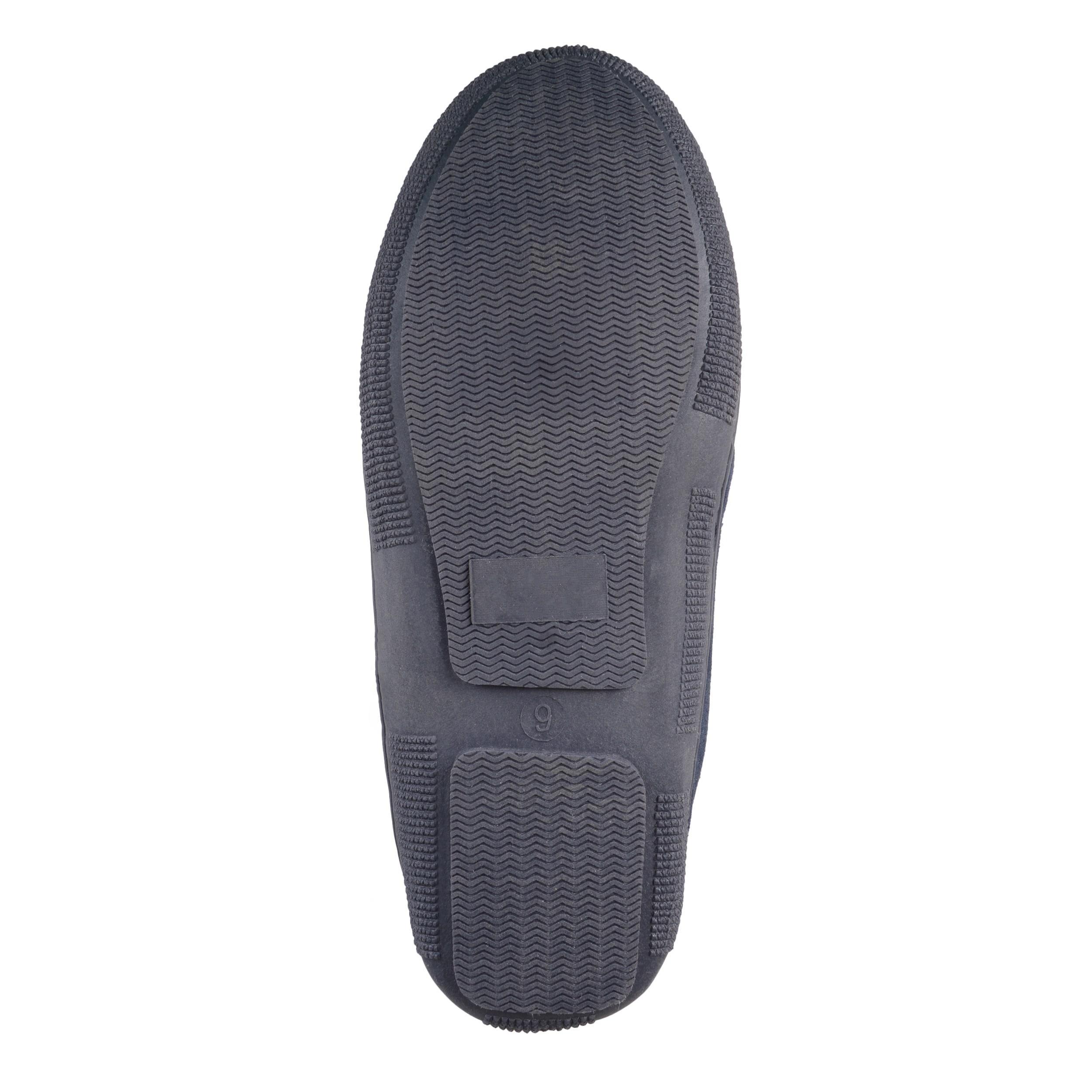 8e105d44 Men's Moccasin Sheepskin Slippers