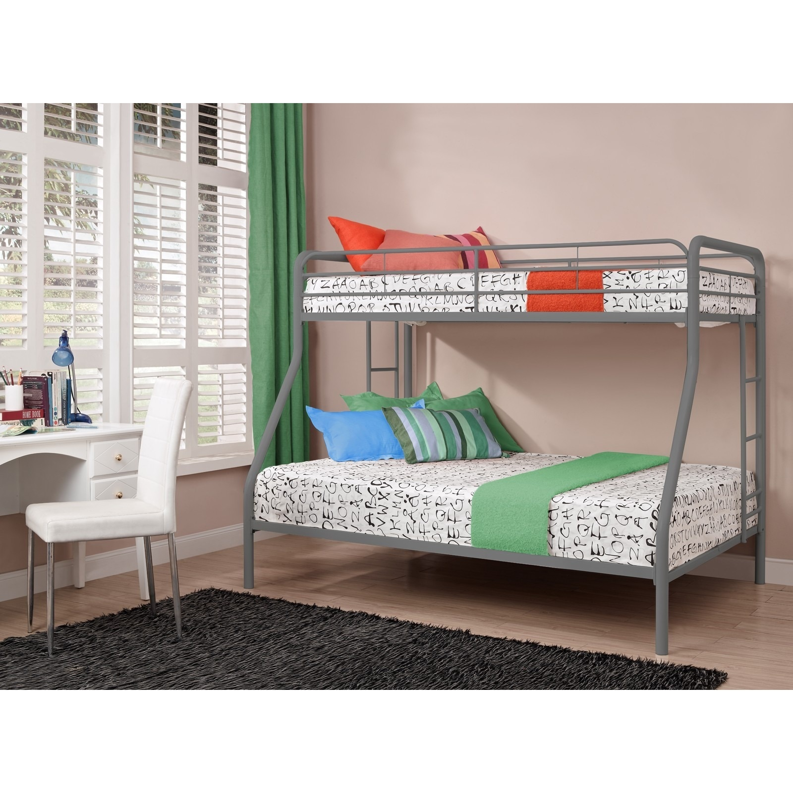 Shop Taylor Olive Tubmill Twin Size Full Bunk Bed On Sale Free