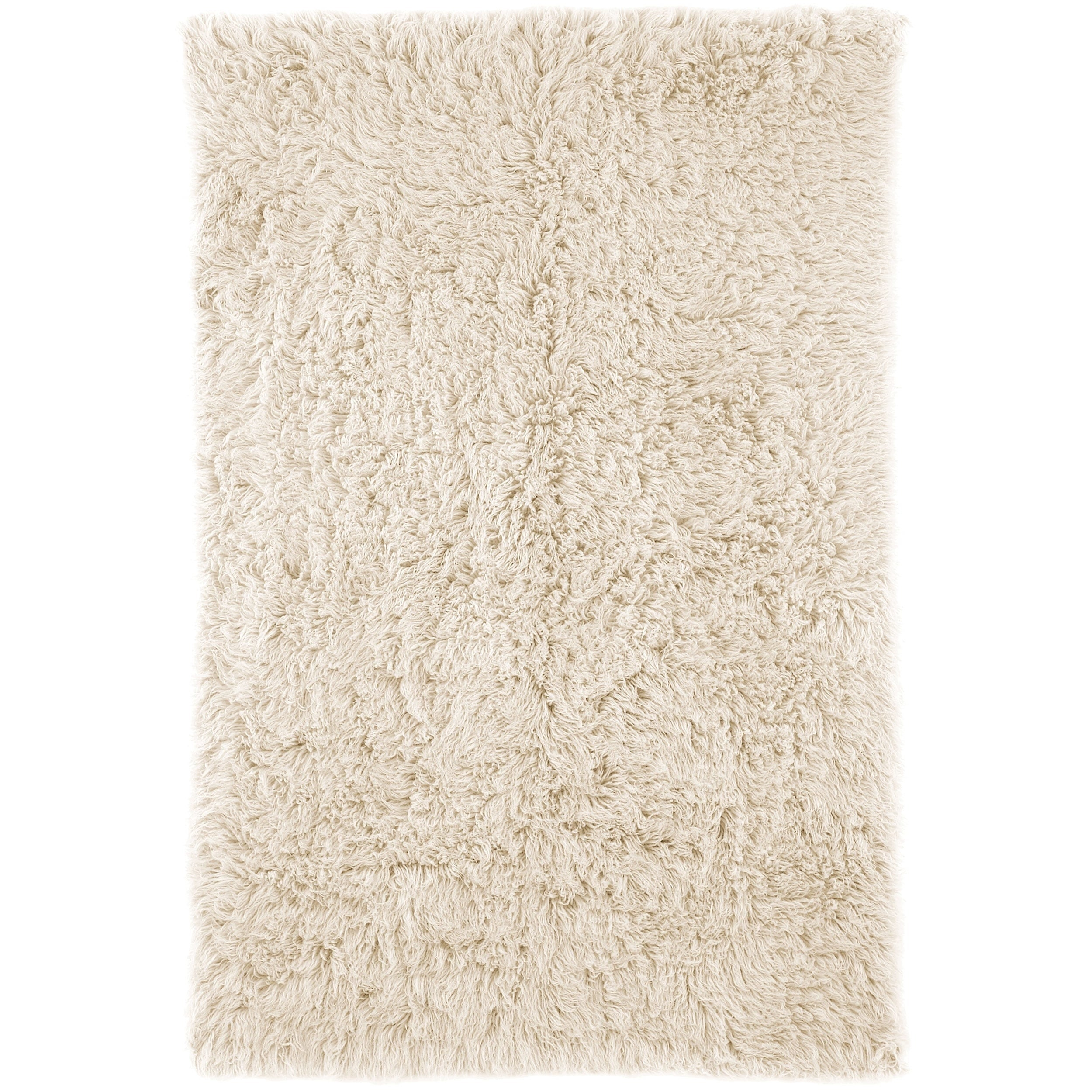 Nuloom Hand Woven Flokati Wool Shag Rug 5 X 7 On Free Shipping Today Com 3712645