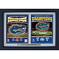 Florida Gators '08-09 Champions 12x18 Sports Frame