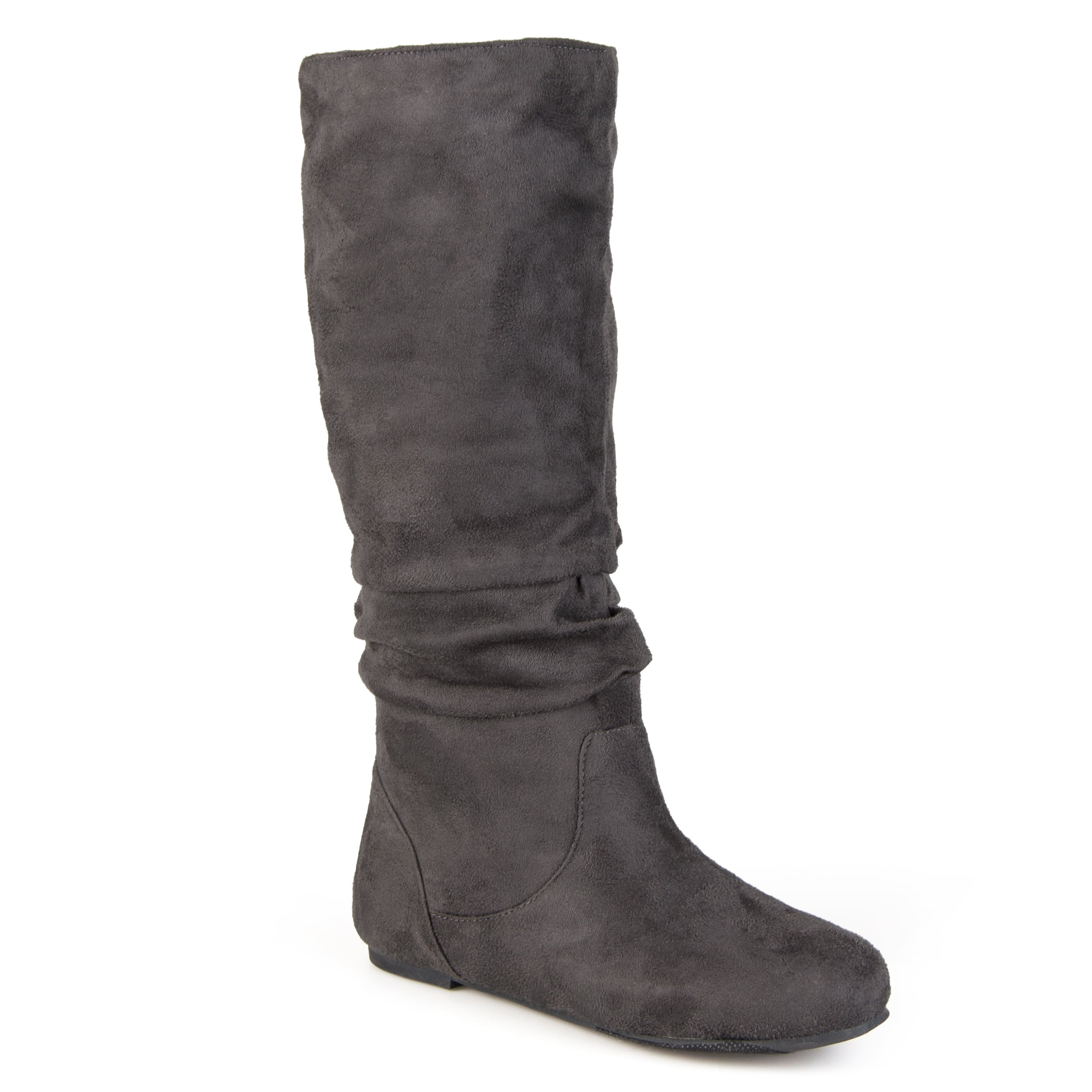 66d7a45a07e Shop Journee Collection Womens  Rebecca-12  Slouch Knee-High Boot ...