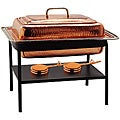 Old Dutch Copper 8-quart Chafing Dish