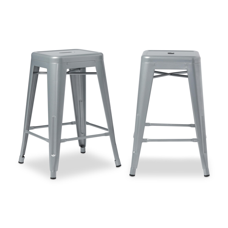 in amerihome set stools home style simpli black p stackable bar grey metal sl of stool loft