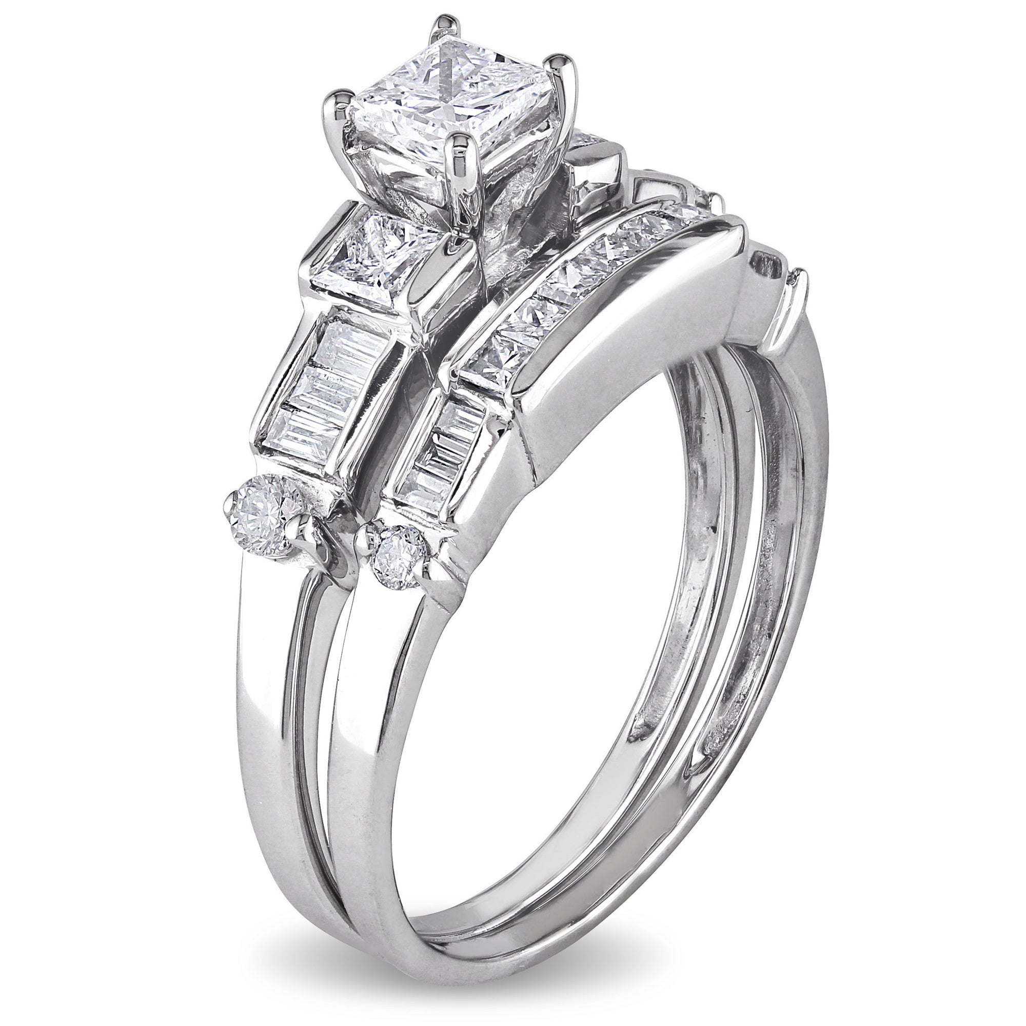 itm pave engagement image knife loading cut wedding ct white gold princess rings ring h diamond is edge