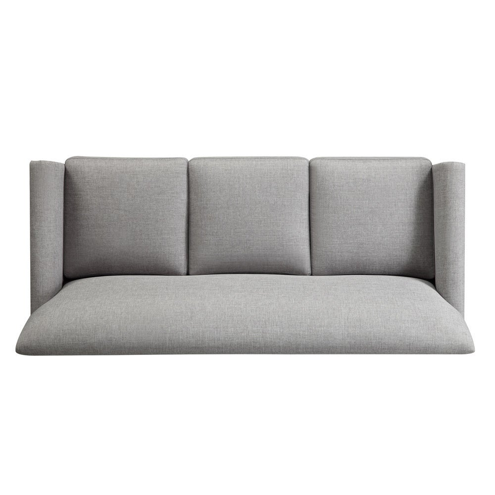 Shop Uptown Modern Sofa By Inspire Q Classic On Sale Free
