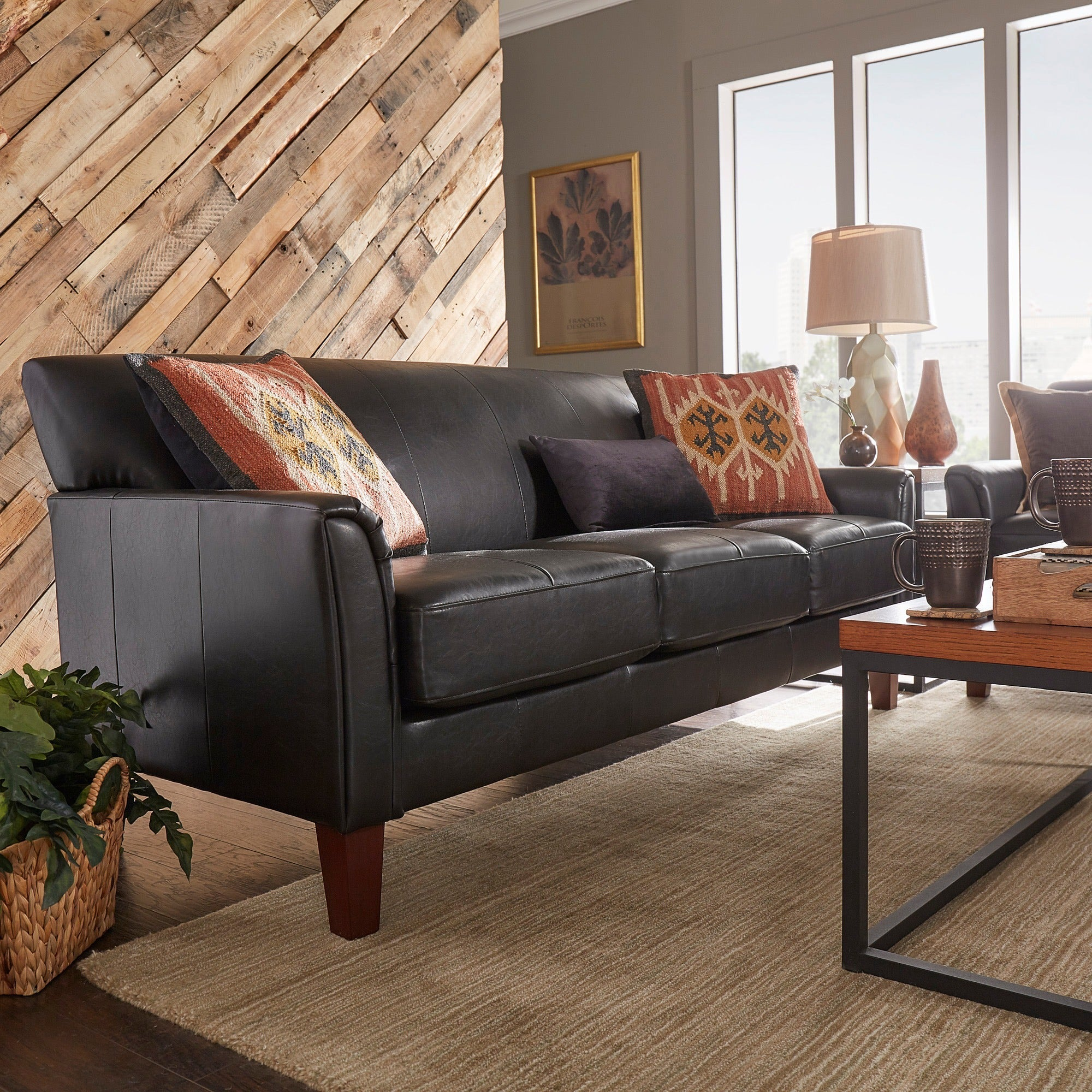 Shop Uptown Modern Sofa by iNSPIRE Q Classic - On Sale - Free ...