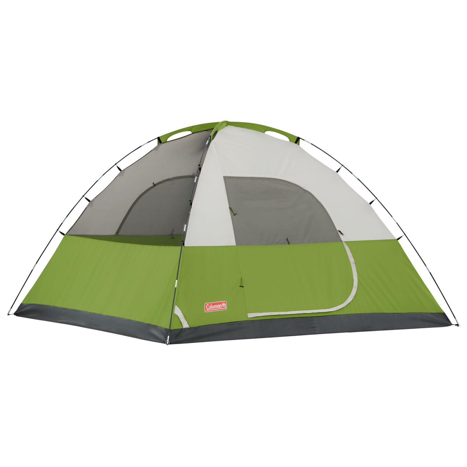 Coleman Sundome 6-person Tent (10u0027 x 10u0027) - Free Shipping Today - Overstock.com - 11968057  sc 1 st  Overstock & Coleman Sundome 6-person Tent (10u0027 x 10u0027) - Free Shipping Today ...