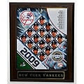 New York Yankees Team Picture Plaque