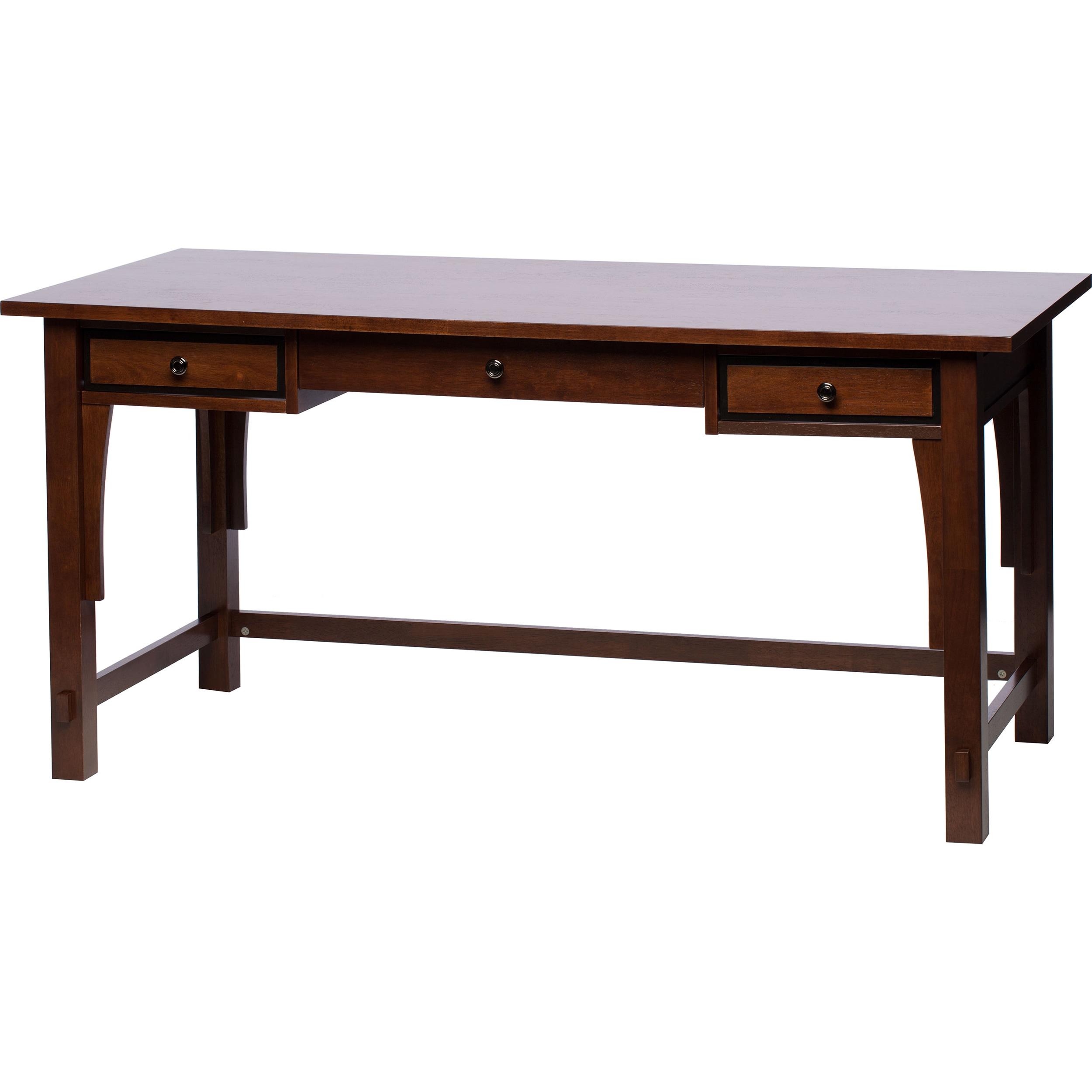 Talisman 3 Drawer Writing Desk Box B Writi Free Shipping Today 12010413