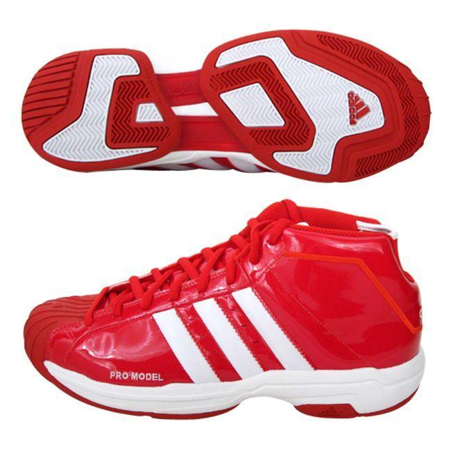 bd9fea1df0cd Shop Adidas ProModel 2G Men s Basketball Shoes - Free Shipping On Orders  Over  45 - Overstock - 2448466