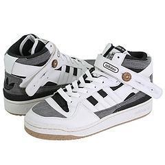 Shop Adidas Originals Forum Mid Grun Black White Natural Athletic