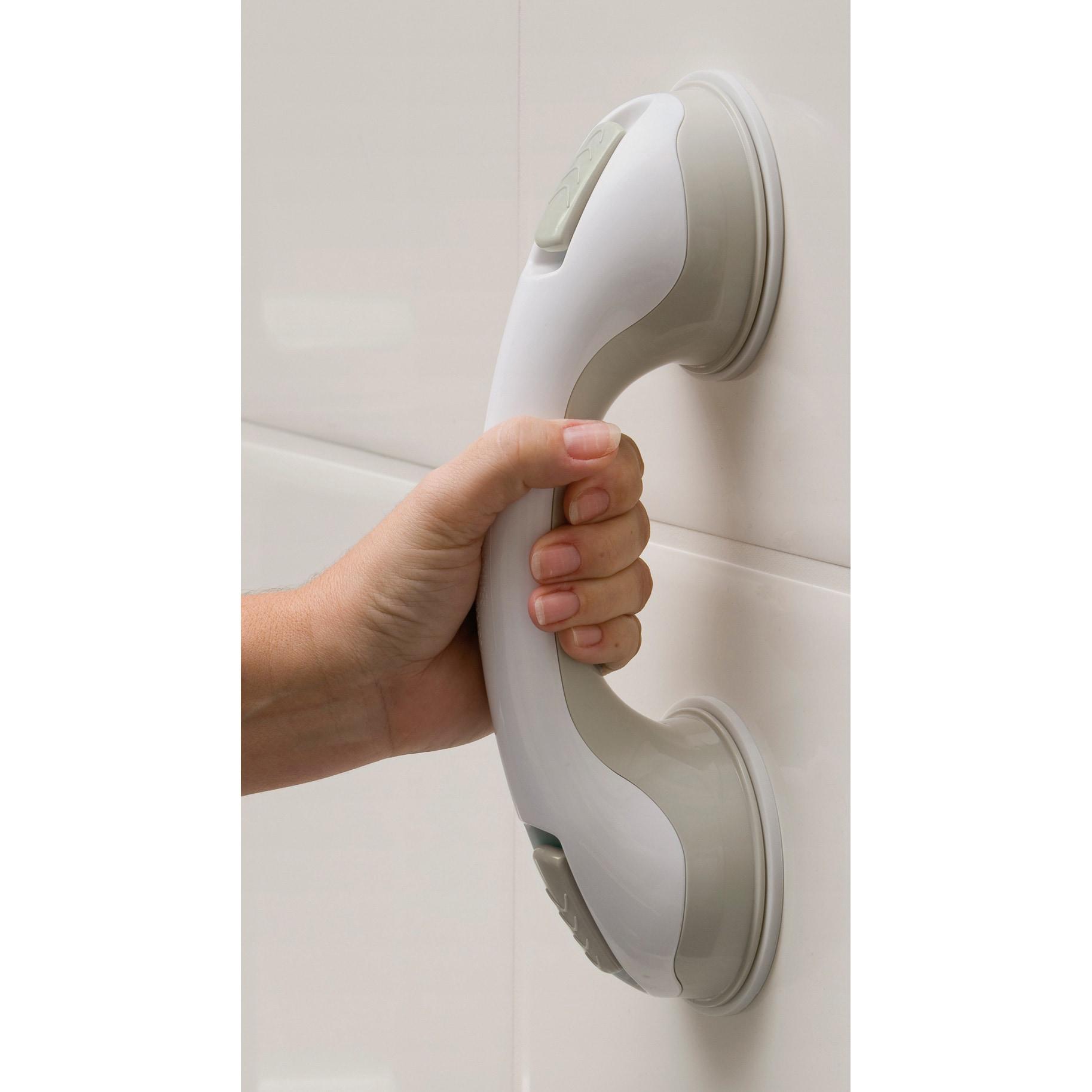 Shop Safe-er-Grip 11.5-inch Bathtub/ Shower Assist Bar (Pack of 2 ...