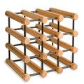 J.K. Adams 12-Bottle Wine Storage Rack, Penguin