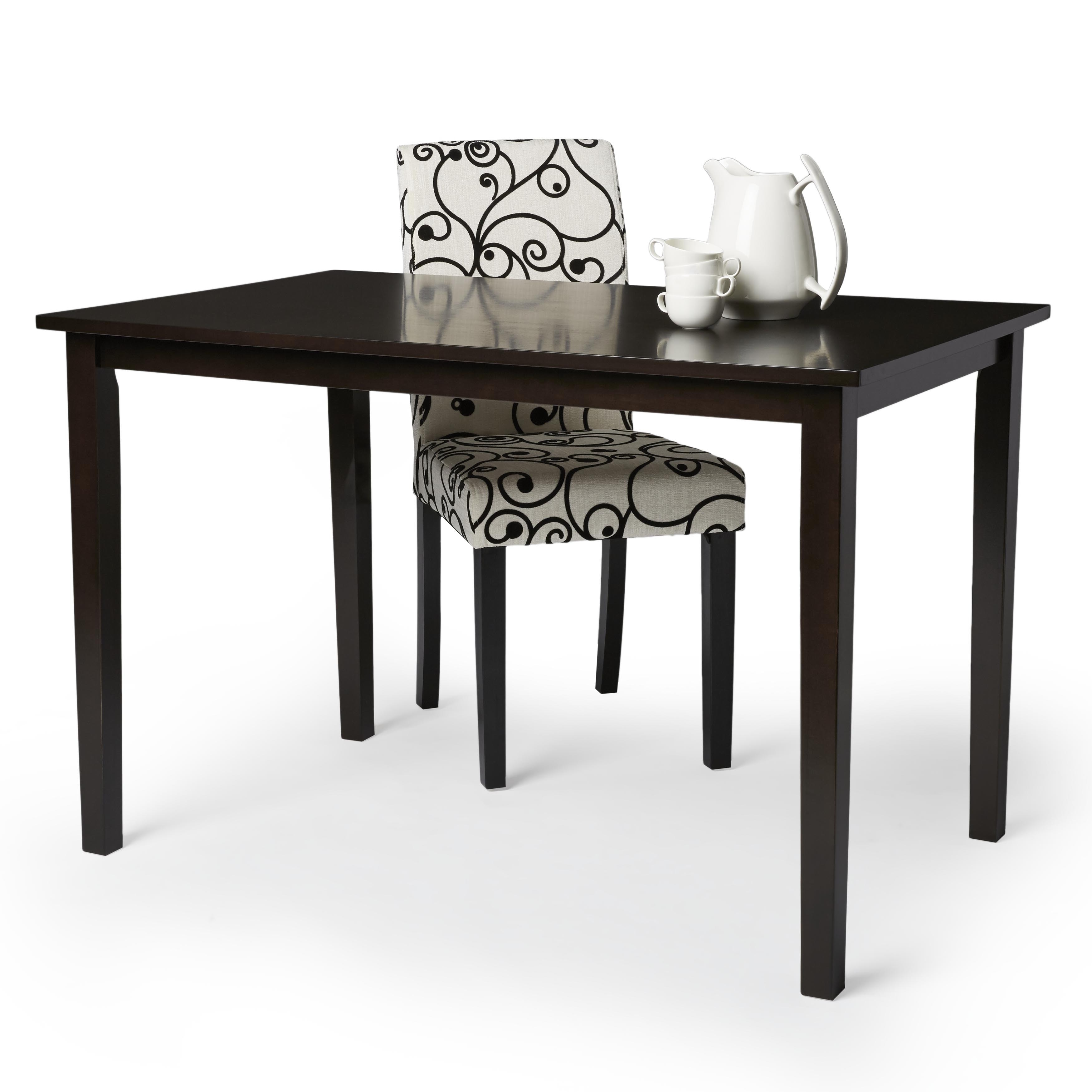 Simple Living Shaker Dining Table On Free Shipping Today 4103881