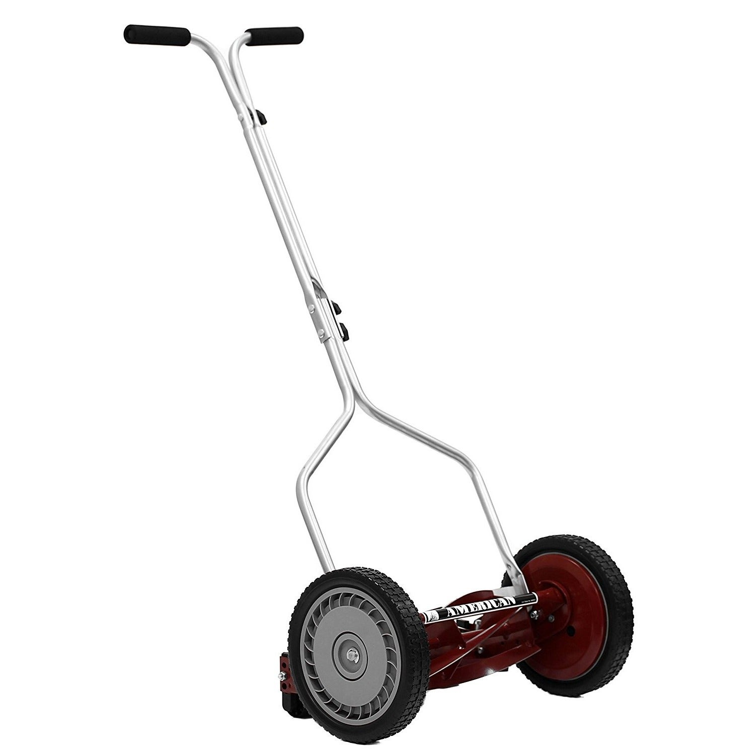 Shop Lawn Mower Economy Reel Mower - Free Shipping Today - Overstock.com -  4123465