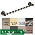 Allied Brass Dottingham 24-inch Towel Bar