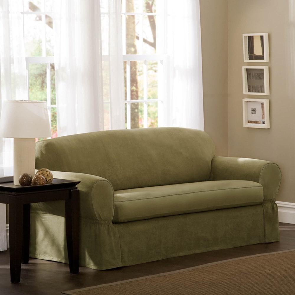 two piece product cfm hayneedle pixel sofa slipcover master maytex maytexstretchpixeltwopiecesofaslipcover stretch