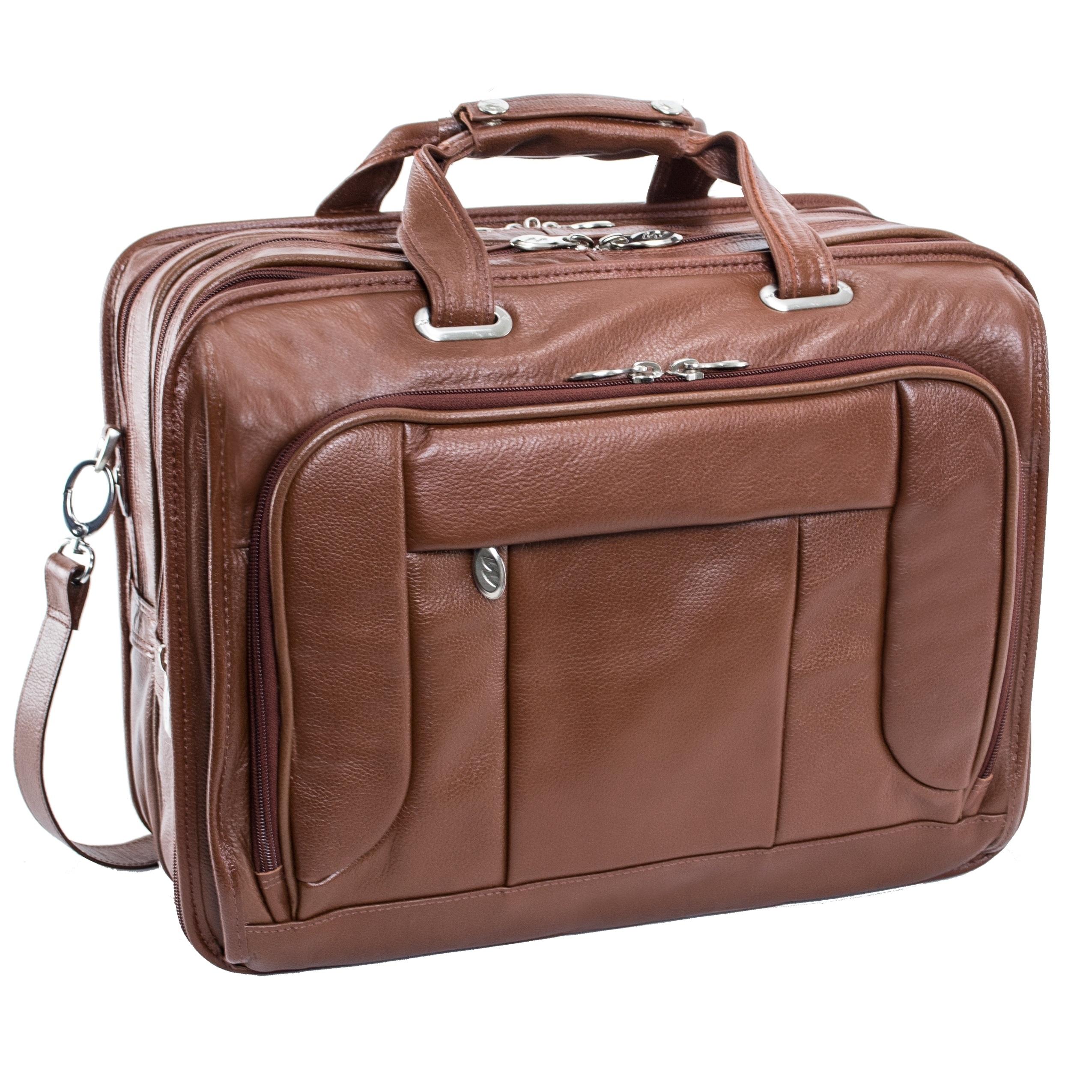 b4e4c47ca44 Shop McKlein West Town Checkpoint-friendly Wheeled Laptop Case ...