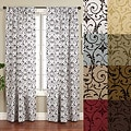 Seville Rod Pocket 108-inch Curtain Panel - 55 x 108