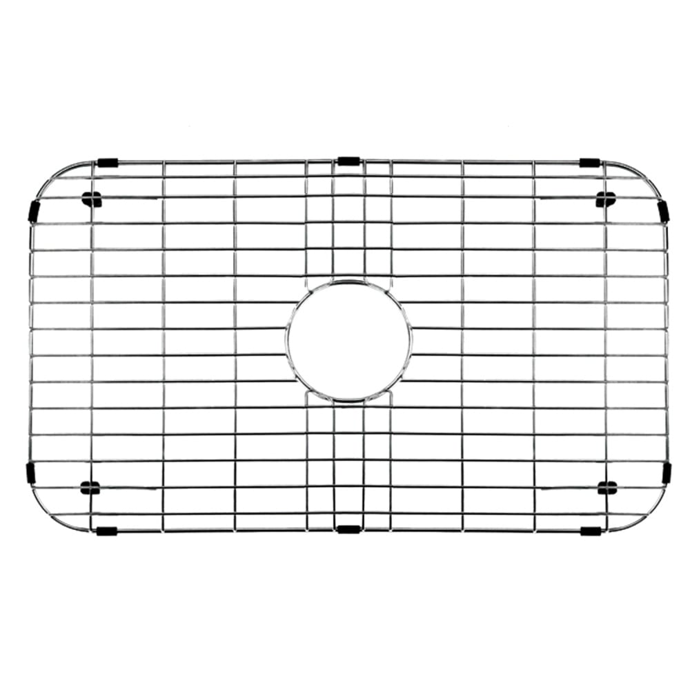 Shop VIGO Kitchen Sink Bottom Grid 26-in. x 14 .375-in. - On Sale ...