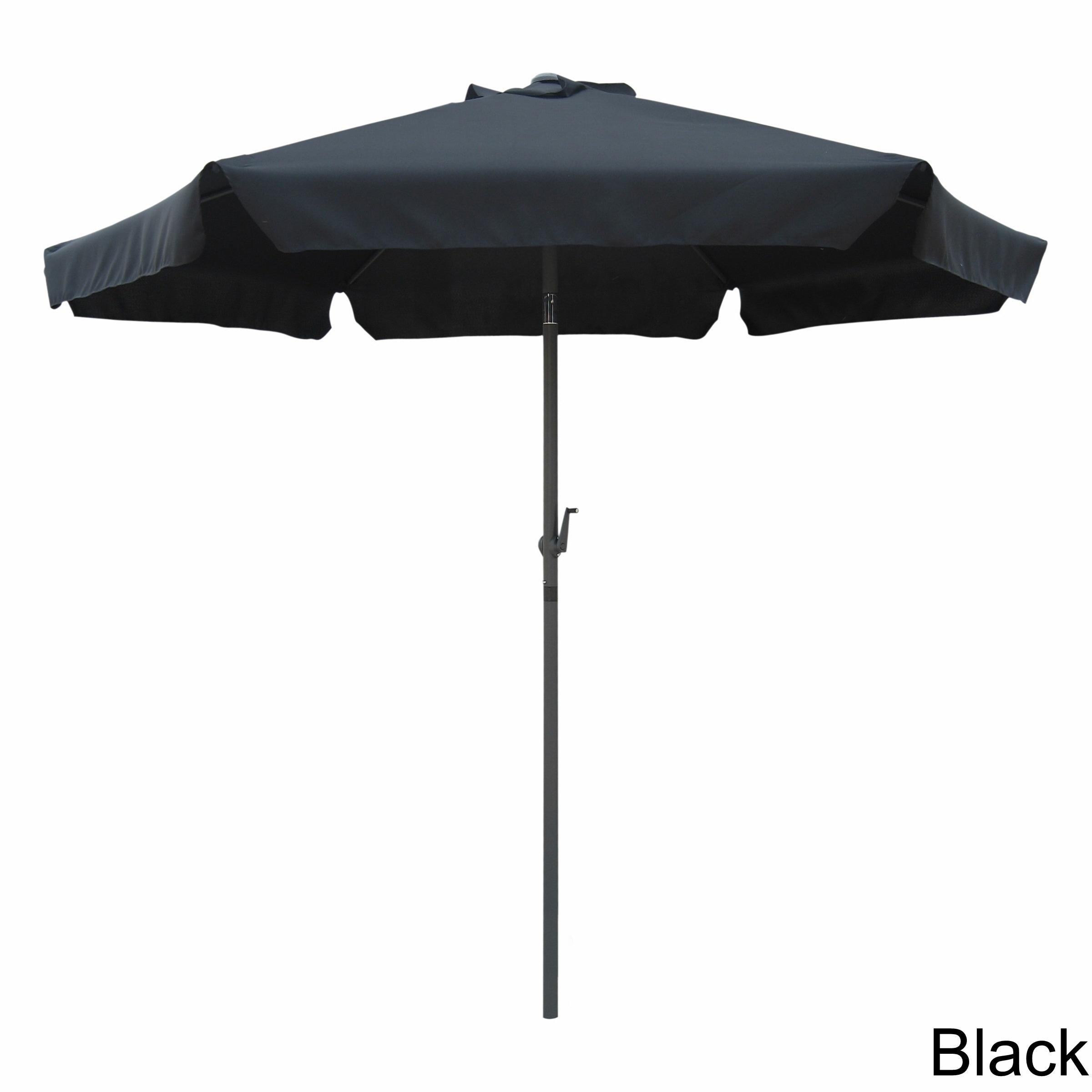 International Caravan St Kitts 8 ft Patio Umbrella Free