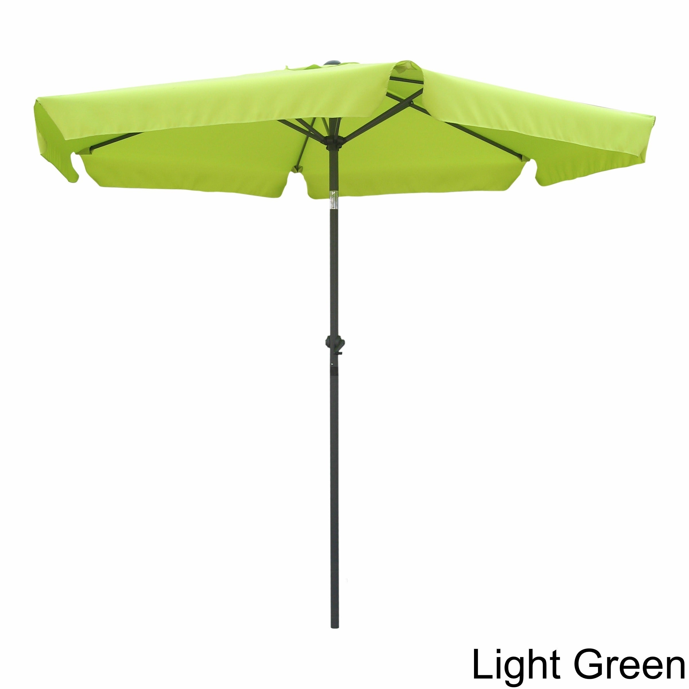 International Caravan St. Kitts 8 Ft. Patio Umbrella   Free Shipping Today    Overstock   12209224