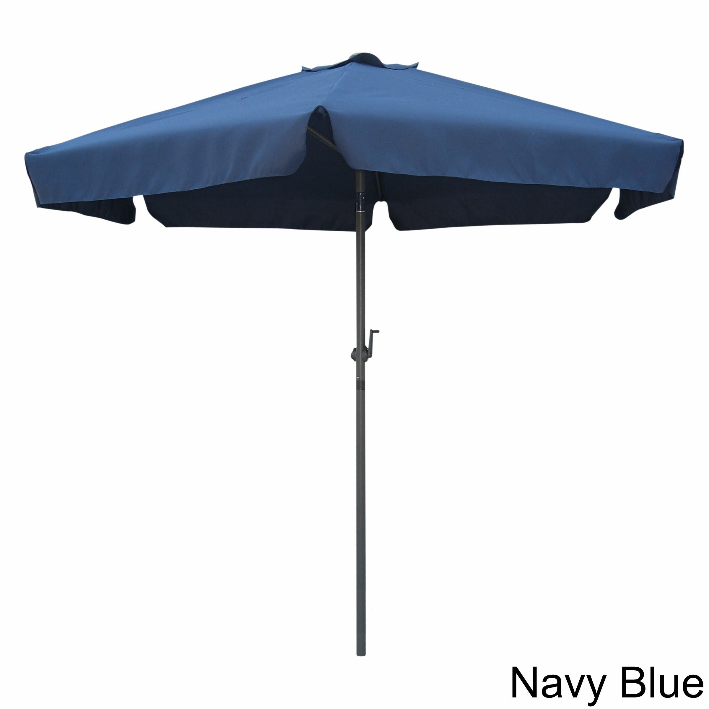 Shop International Caravan St. Kitts 8 Ft. Patio Umbrella   Free Shipping  Today   Overstock.com   4214272