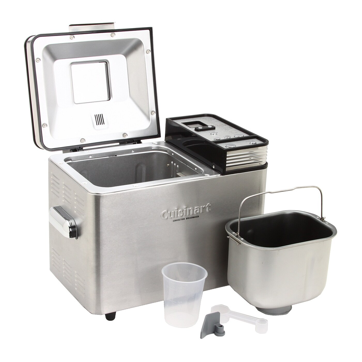 Shop Cuisinart CBK-200 2-pound Automatic Convection Bread Maker - Free  Shipping Today - Overstock.com - 4217119