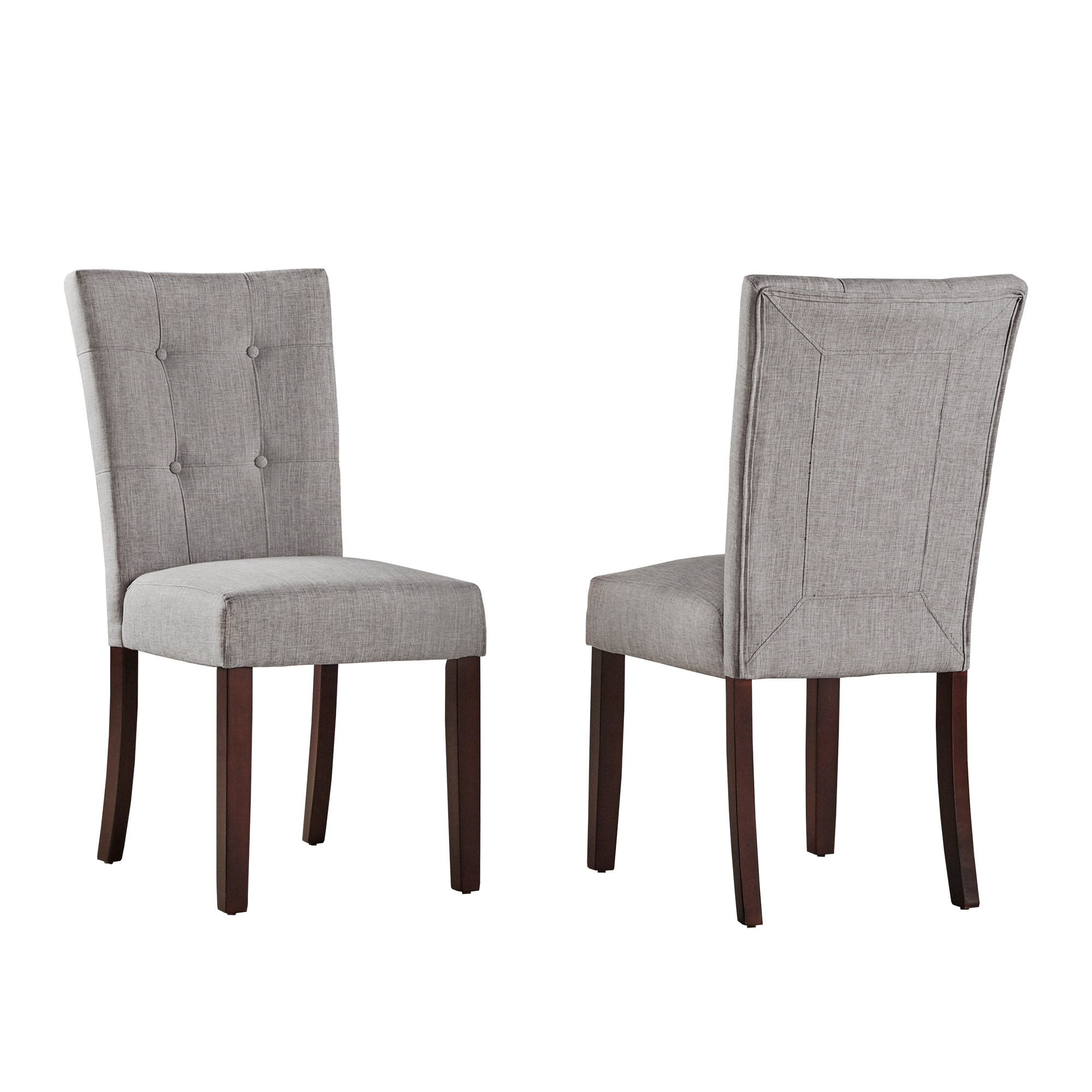 Hutton Upholstered Dining Chairs Set of 2