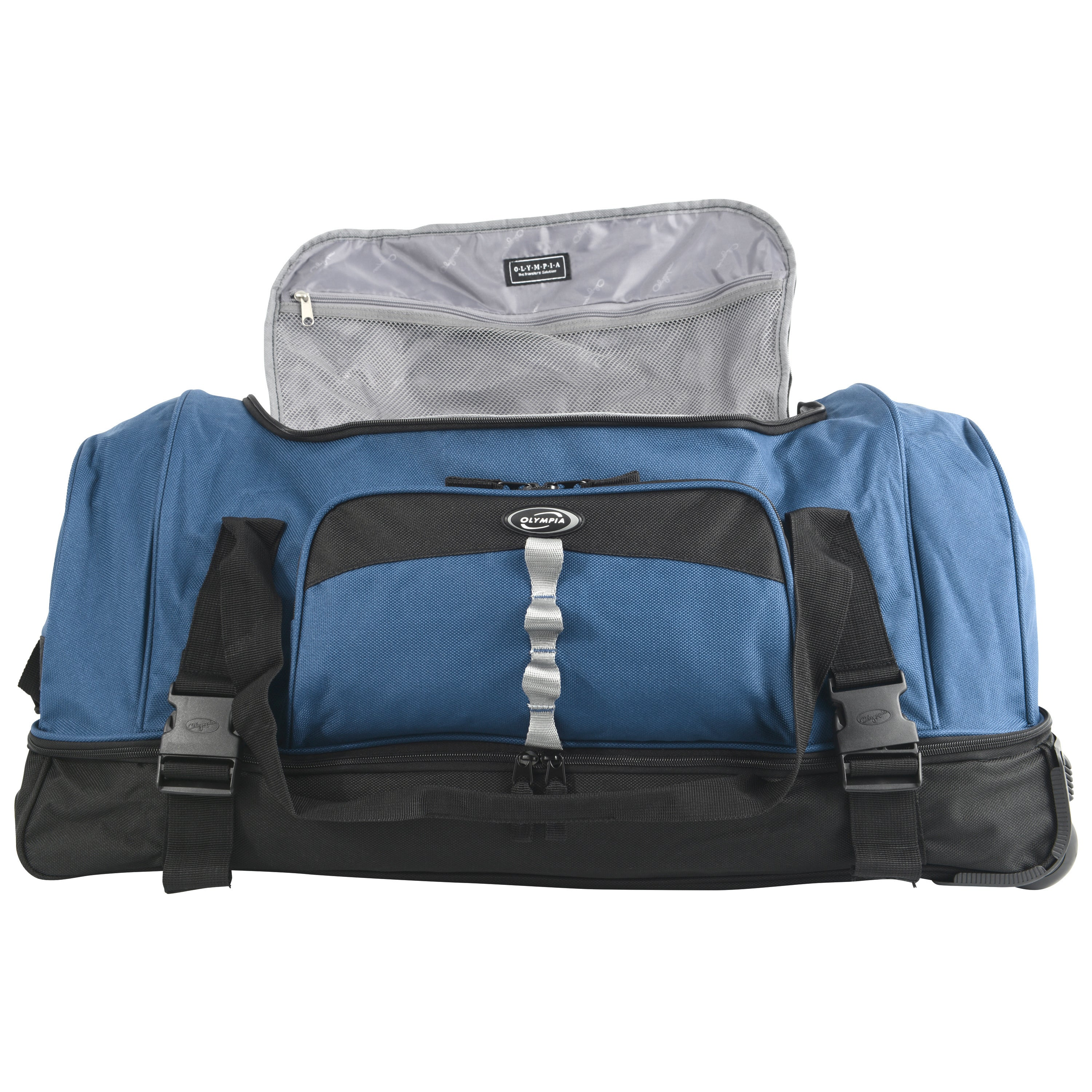 Olympia 30 Inch Drop Bottom Rolling Upright Duffel Bag On Free Shipping Today 4226715