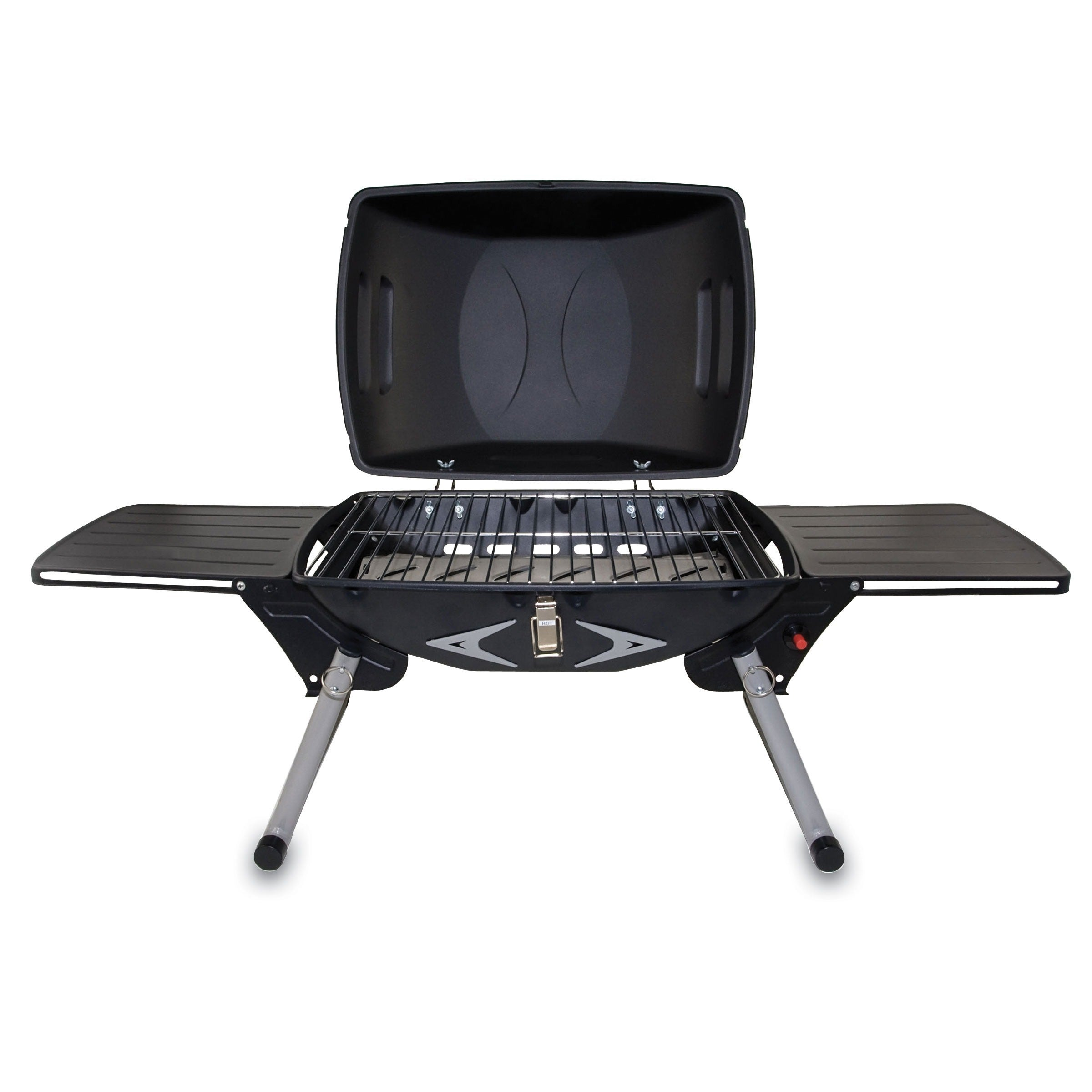 Picnic Time Portagrillo Portable Gas BBQ Grill   Free Shipping Today    Overstock   12220924