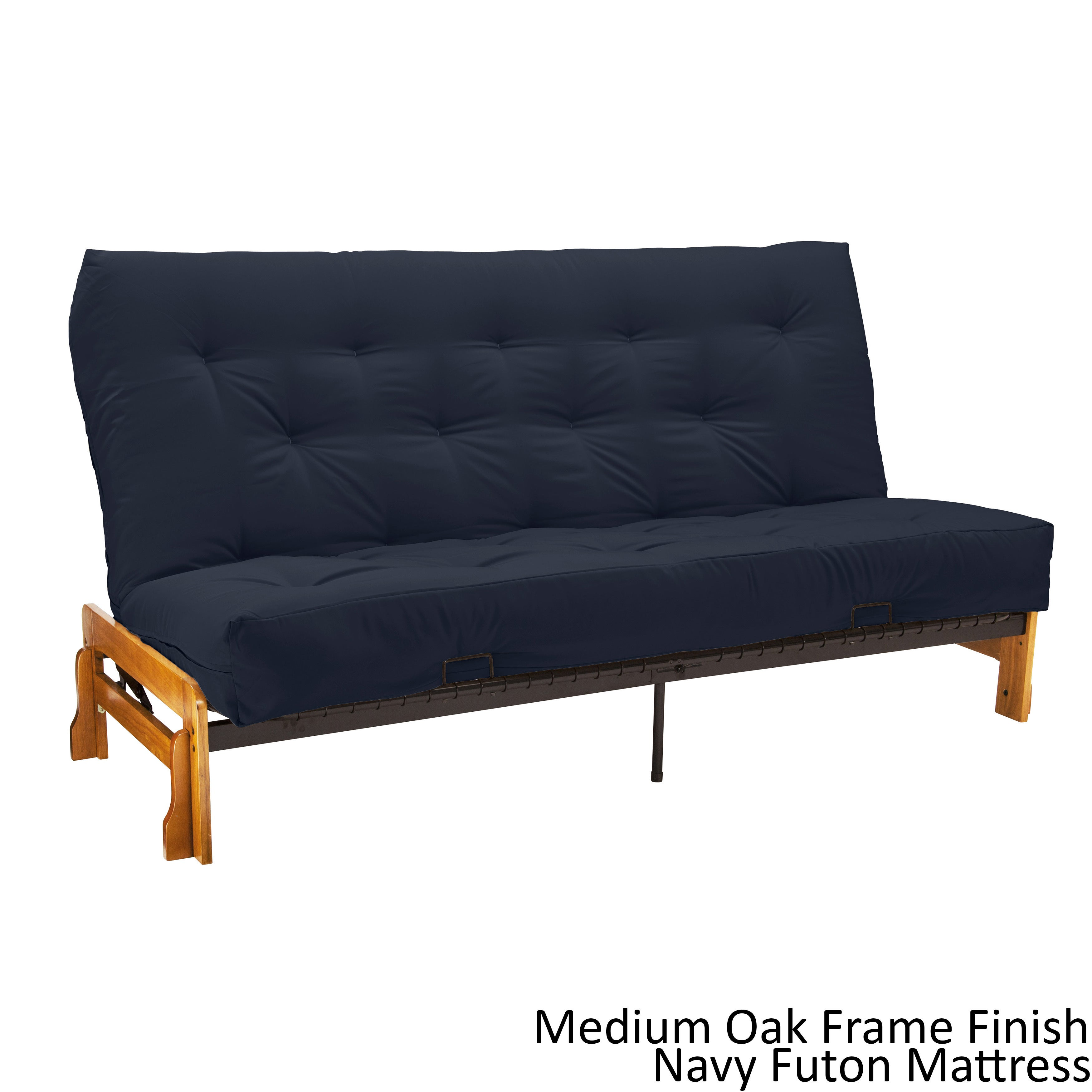 mattress full futon and xiorex innerspring day night pocket seaside queen coil