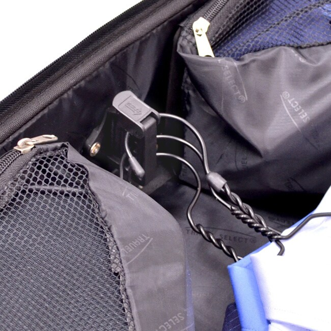 7800a7cd54a2 Shop Travel Select by Traveler s Choice Amsterdam  Business  Wheeled  Garment Bag - Free Shipping Today - Overstock - 4269199
