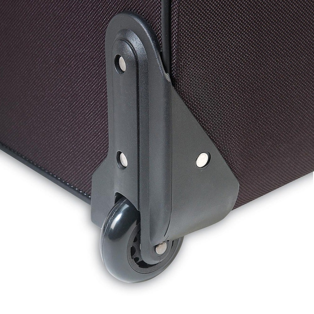 feb222199479 Shop Travel Select by Traveler s Choice Amsterdam  Business  Wheeled  Garment Bag - Free Shipping Today - Overstock - 4269199