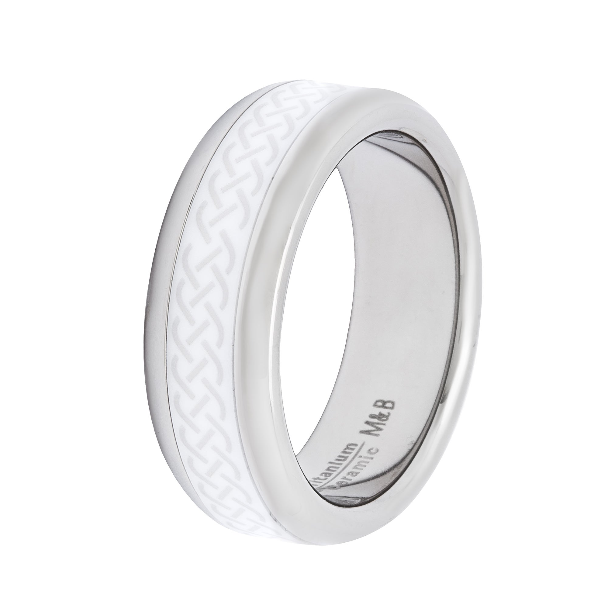 fresh ceramic ring white engagement in gold and wedding of ultra rings slim