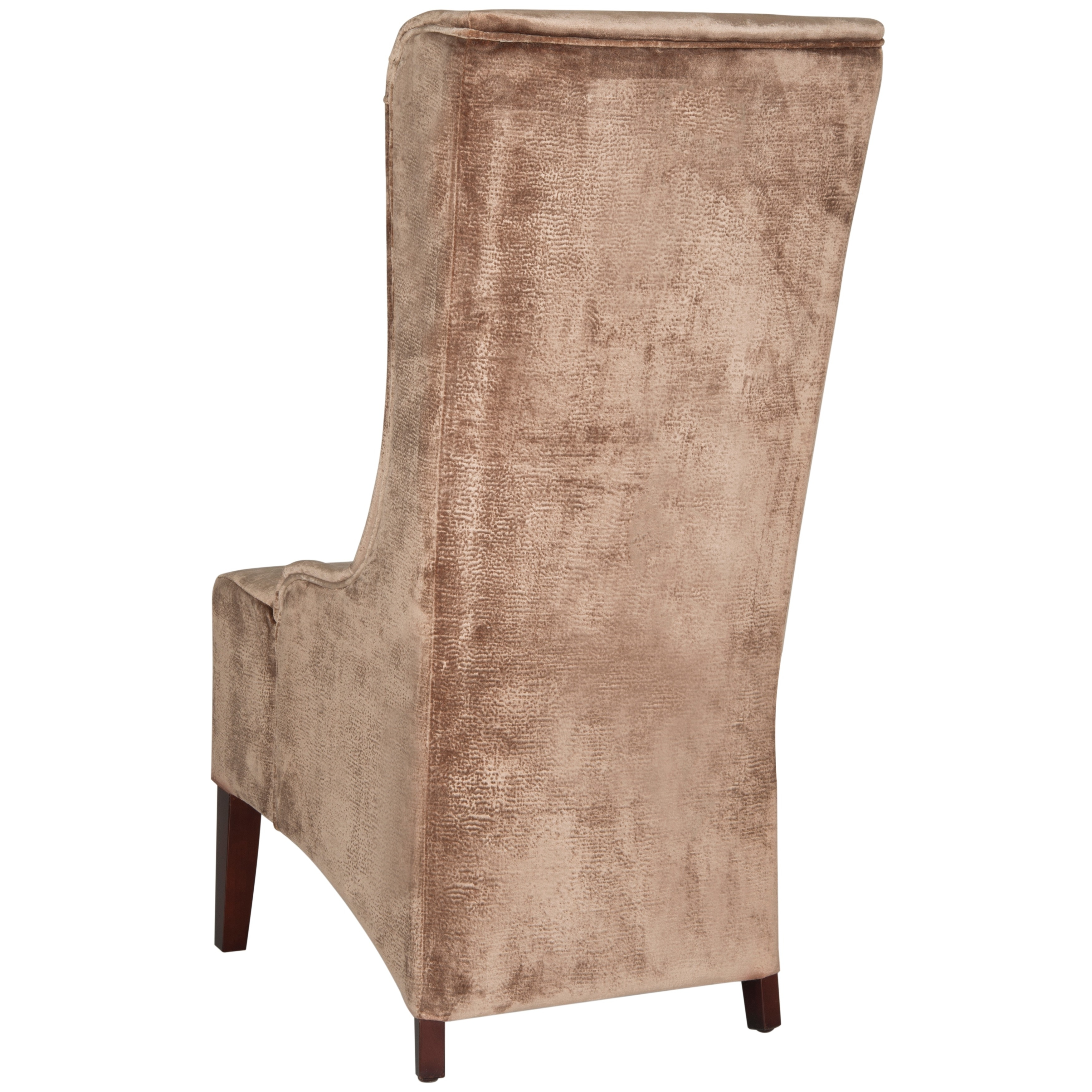 Shop Safavieh En Vogue Dining Deco Bacall Velvet Dining Chair   On Sale    Free Shipping Today   Overstock.com   4270045