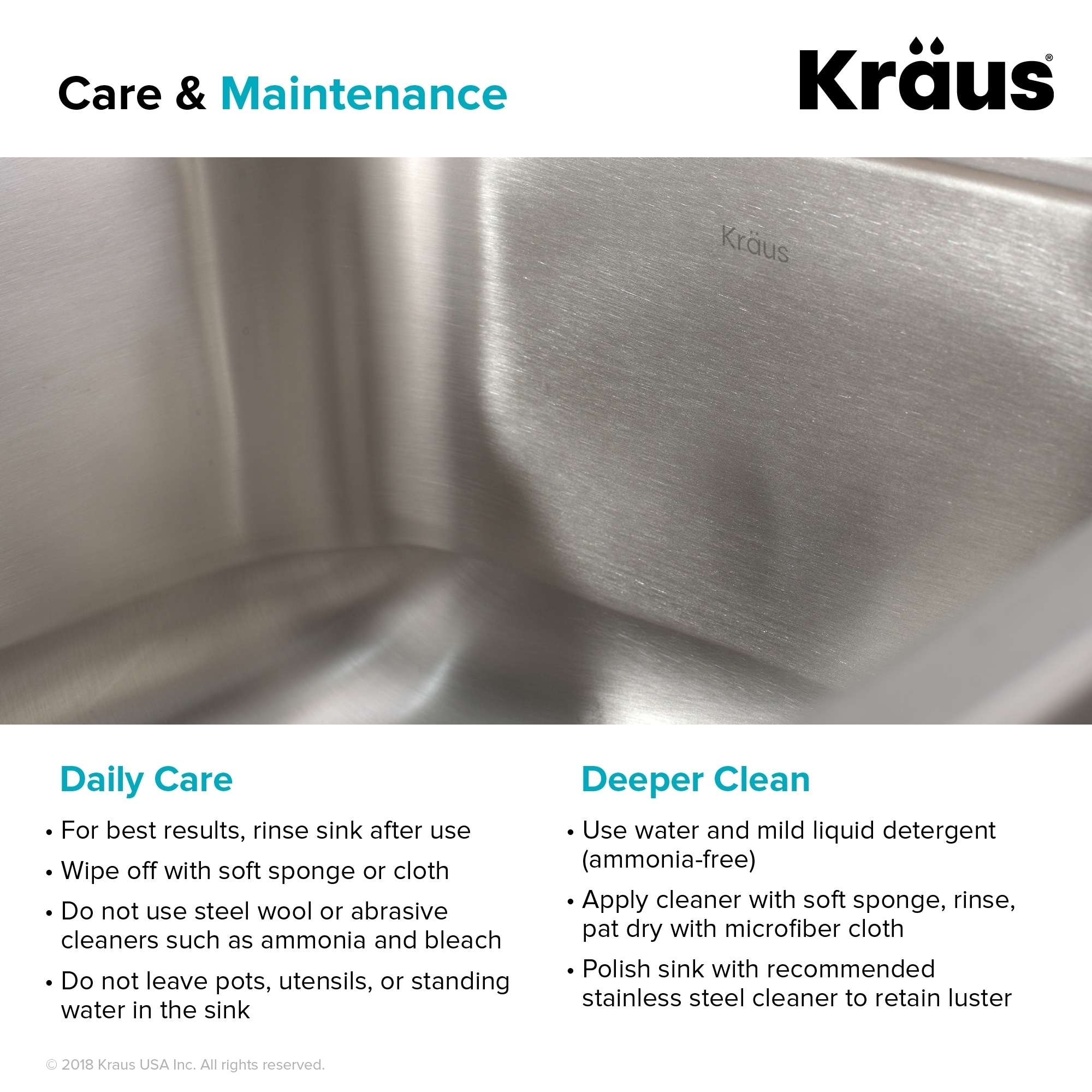 c2a3f7fd13 Shop Kraus KBU22 Premier Undermount 32-in 16G 50/50 2-Bowl Satin Stainless  Steel Kitchen Sink, Grids, Strainers, Towel - Free Shipping Today -  Overstock - ...