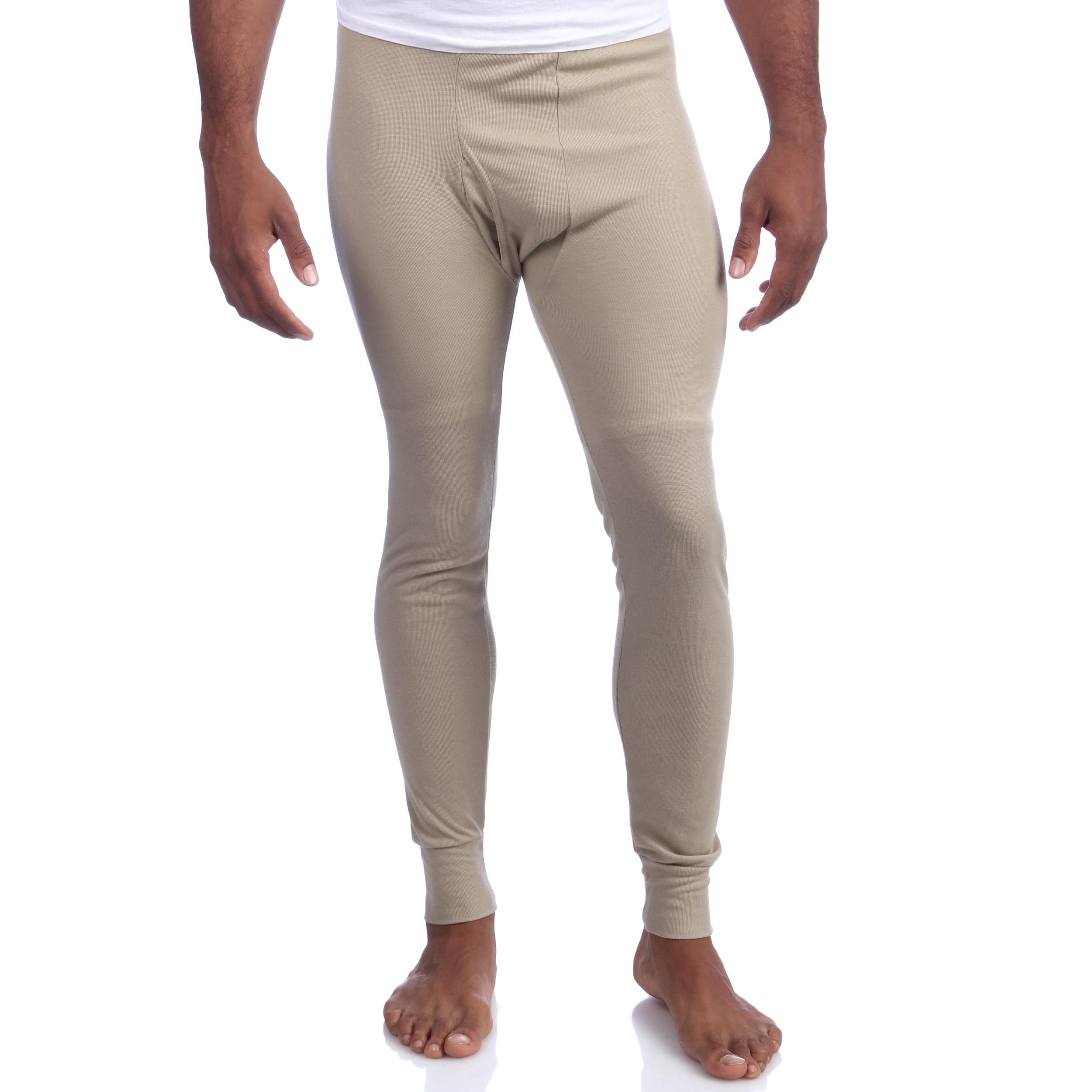 5fb2dae7b Kenyon Mens Poly-Lite Thermal Base Layer Underwear Pants