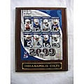 Indianapolis Colts Team Picture Plaque