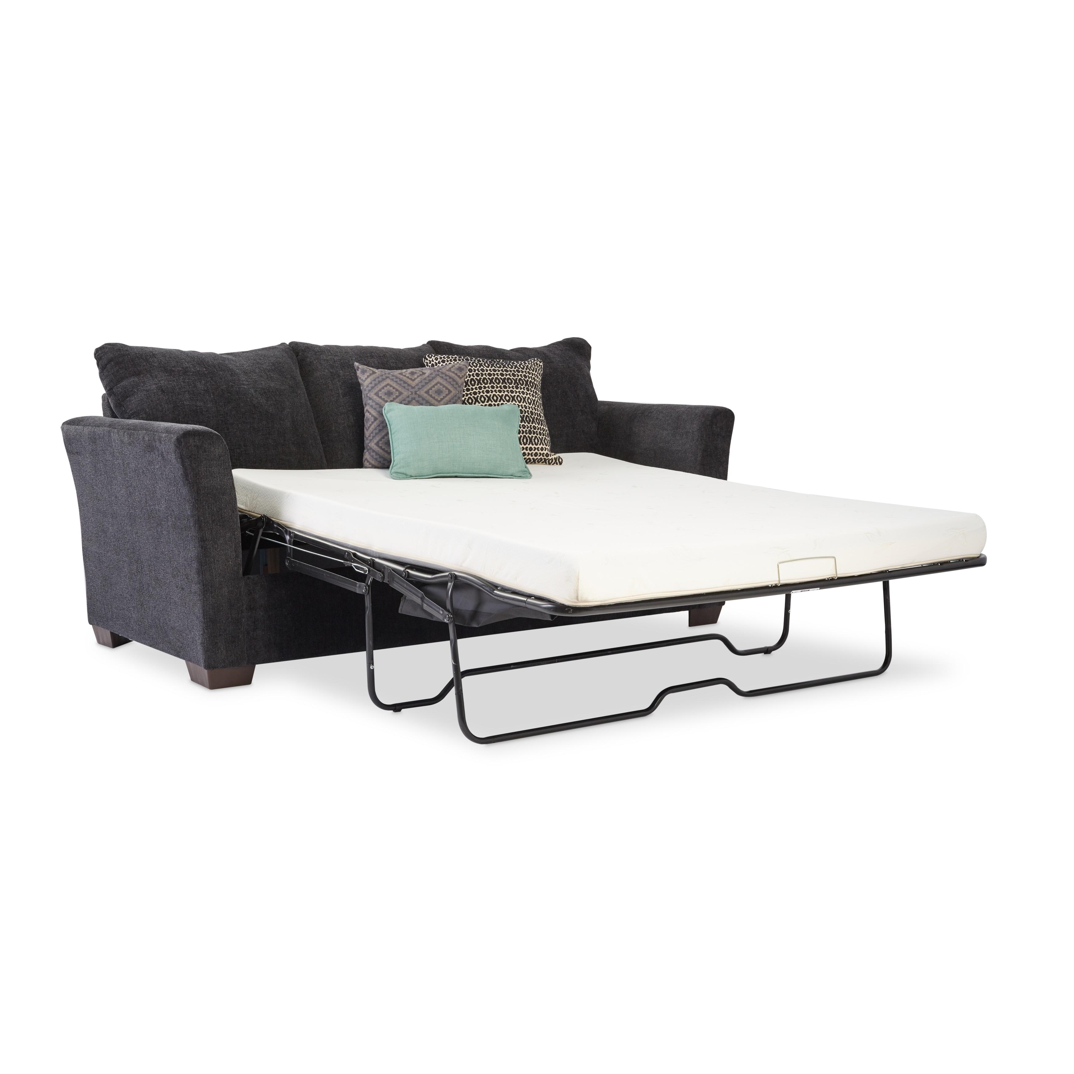Beau Shop Comfort Dreams 4.5 Inch Queen Size Memory Foam Sofa Sleeper Mattress    Free Shipping Today   Overstock.com   4320010