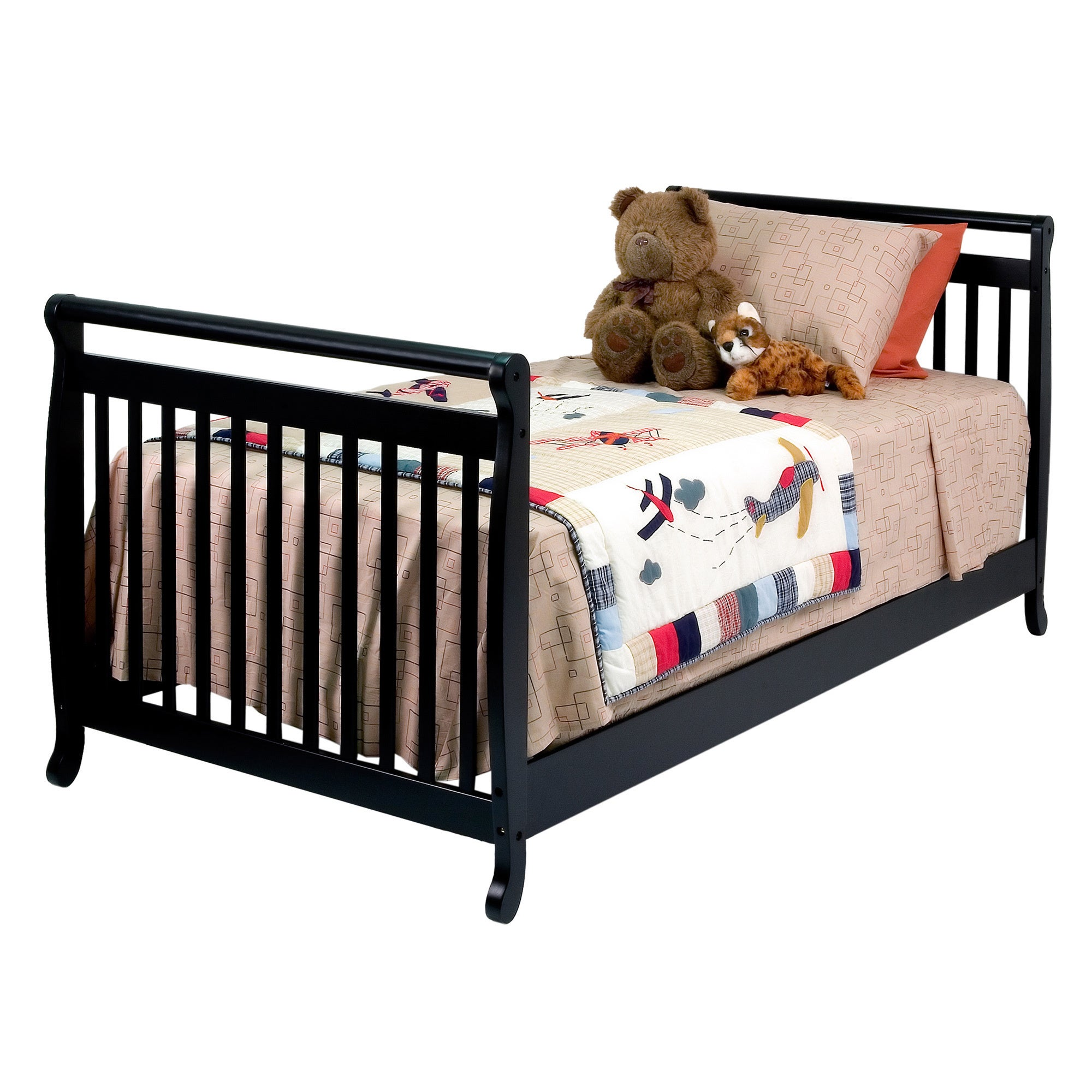 Davinci Emily 2 In 1 Mini Crib And Twin Bed  Free