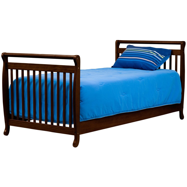 davinci emily 2 in 1 mini crib and twin bed   free shipping today   overstock     12307702 davinci emily 2 in 1 mini crib and twin bed   free shipping today      rh   overstock