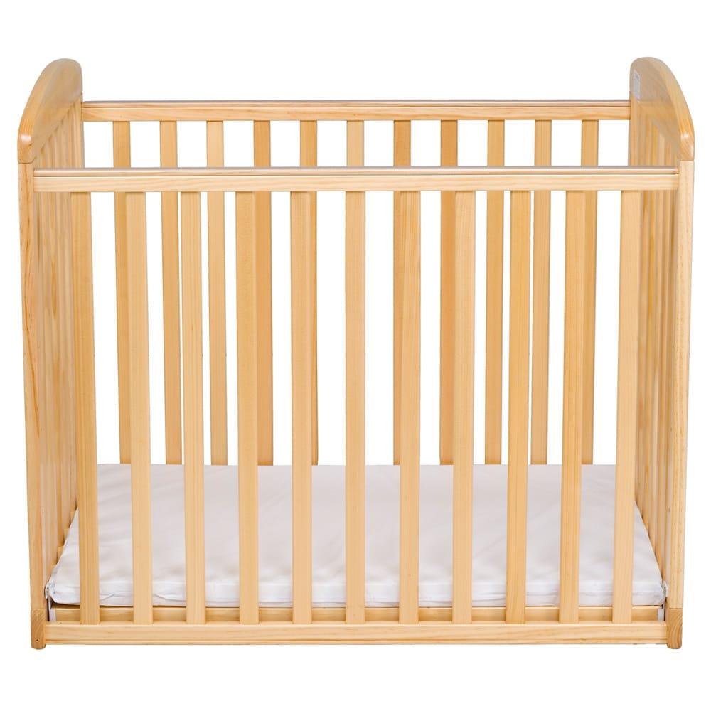 Shop Davinci Alpha Mini Rocking Crib Free Shipping Today