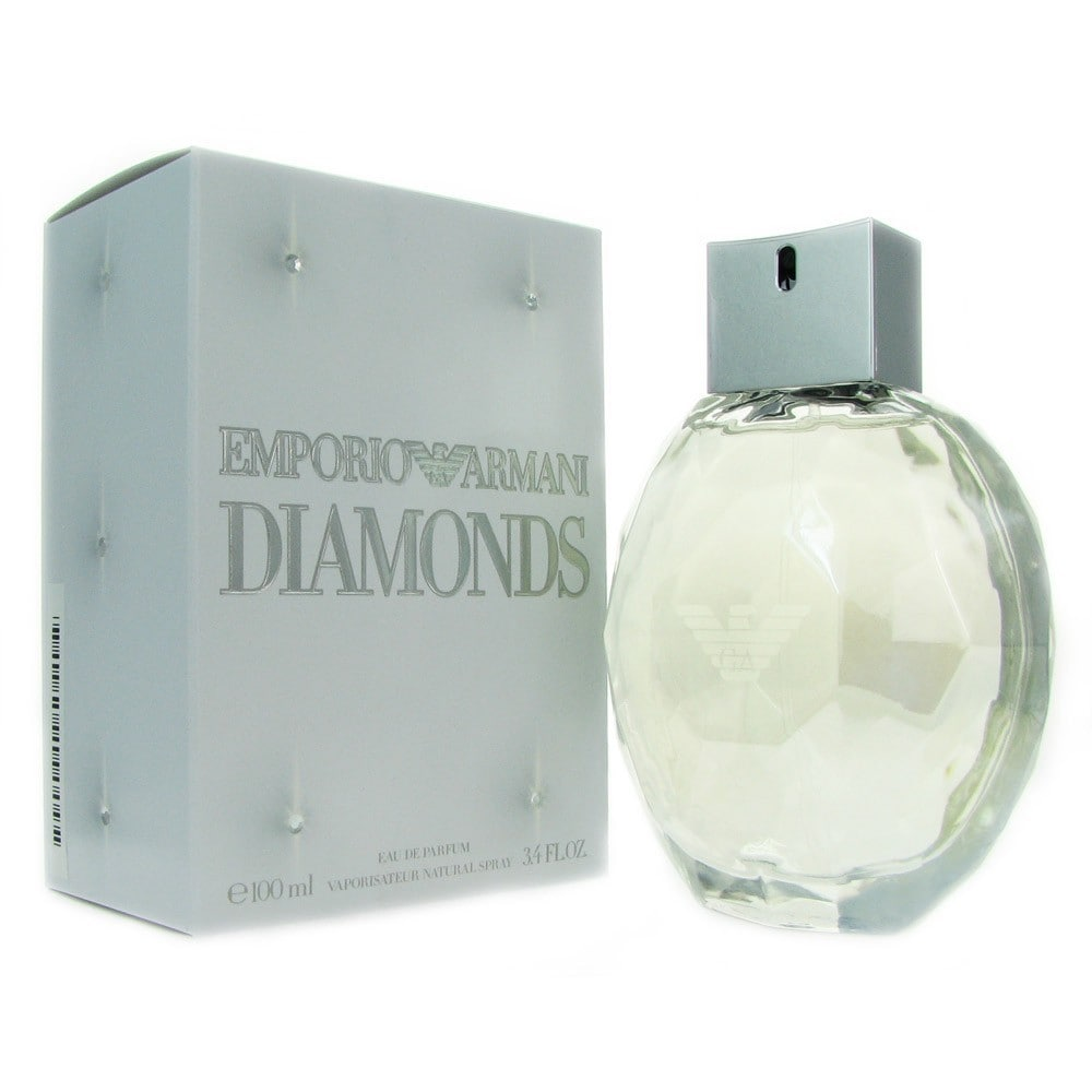 Shop Emporio Armani Diamonds Womens 34 Ounce Eau De Parfum Spray