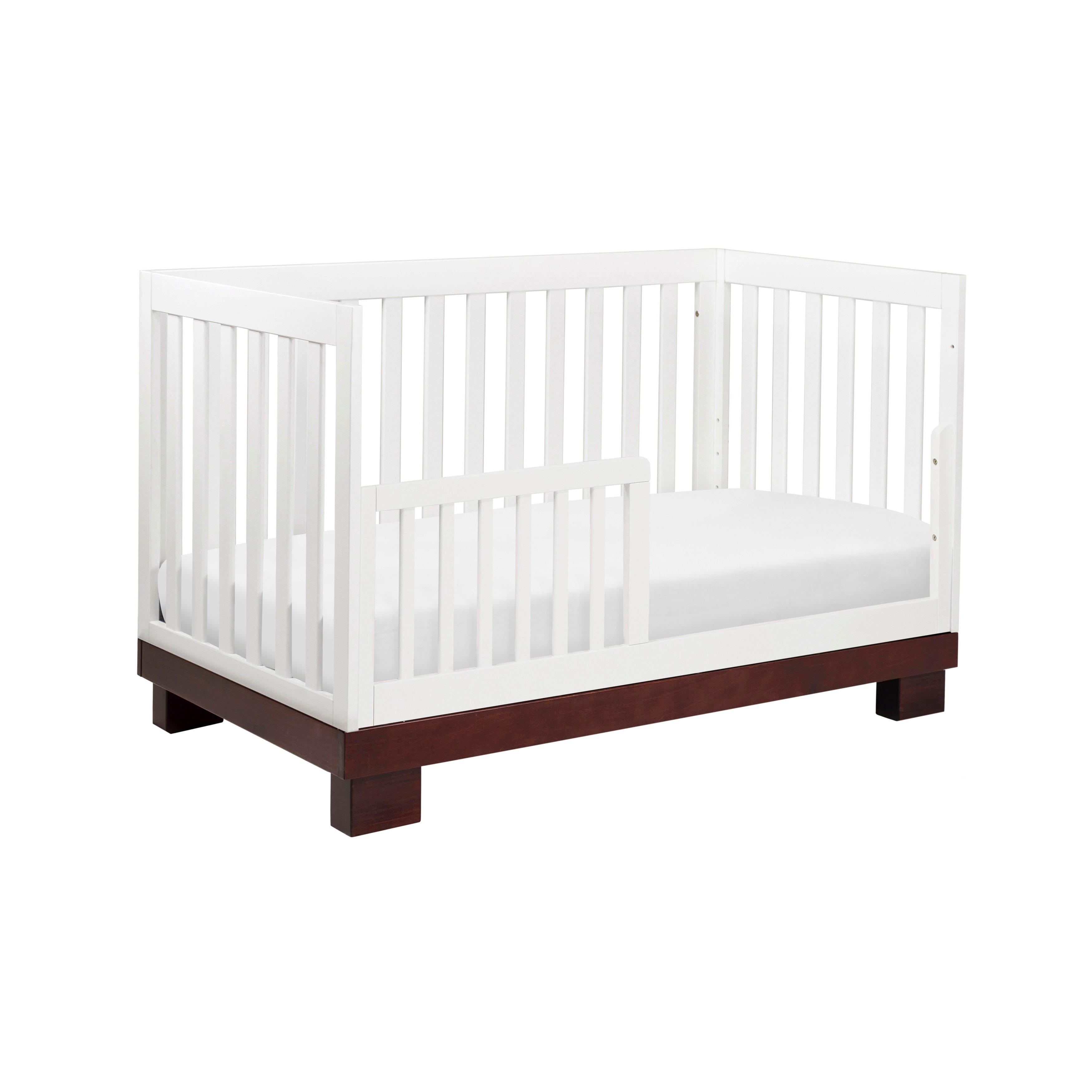 crib free set shipping in mercer and white changer nursery dresser piece grey babyletto hudson